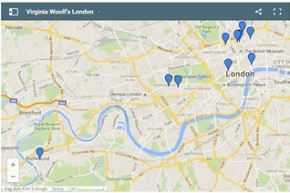 Virginia Woolf's London 2